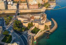 Città Vecchia a Taranto