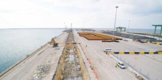 Riparte il Molo Polisettoriale a Taranto: arriva la prima nave