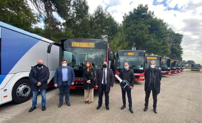 Taranto: 24 nuovi autobus ibridi per il trasporto pubblico