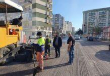 Taranto, Melucci: sopralluogo dei lavori in Via Alto Adige