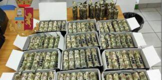 botti illegali venduti per strada a taranto