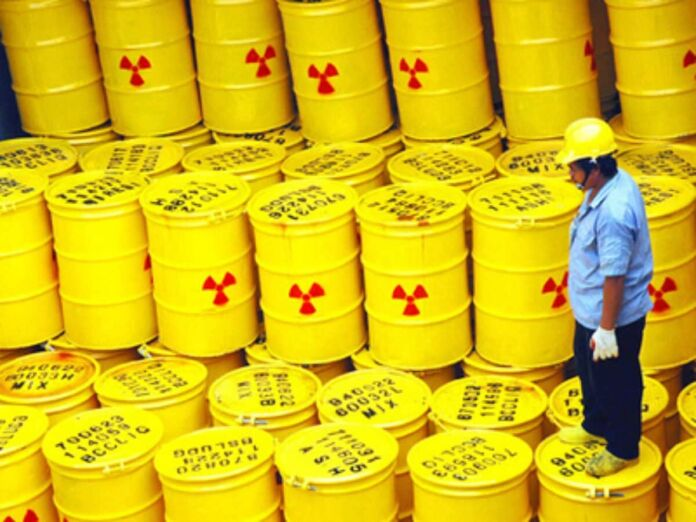 deposito scorie nucleari puglia