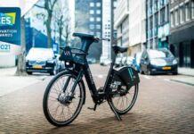 e-bike Vaimoo premiata Ces 2021