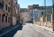 isola in fiore Taranto vecchia