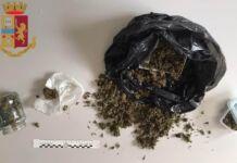 Grottaglie: spaccio di droga in officina