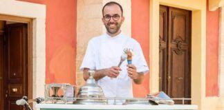 mastro gelataio Giuseppe Laterza