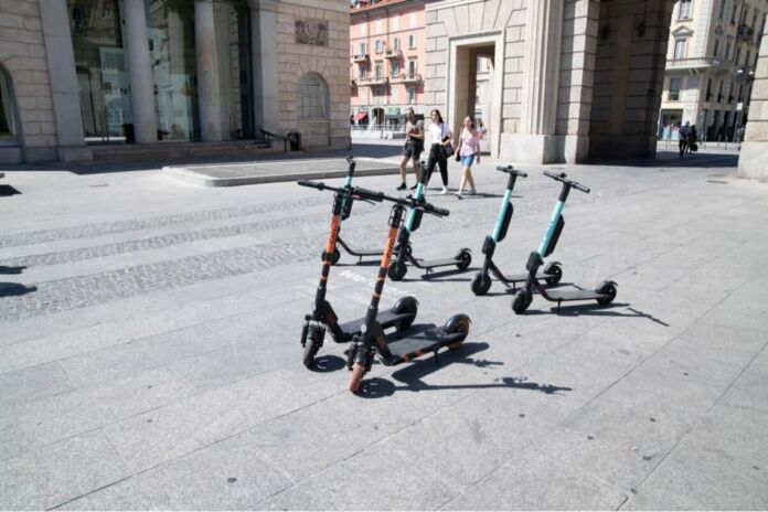 mobilità elettrica in Puglia