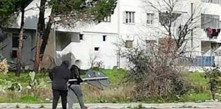Taranto: Minori rubano segnaletica stradale