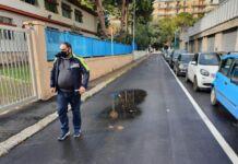 Taranto: lavori al manto stradale in Via Svetonio