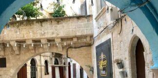 Bari, la leggenda dell'Arco Meraviglia