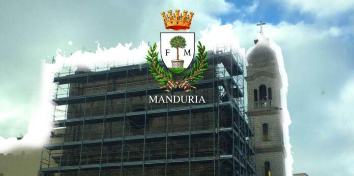 Manduria: recupero Chiesa San Michele Arcangelo
