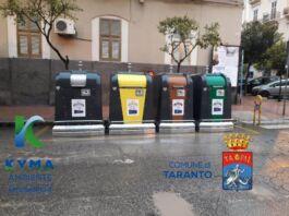 Taranto: 8 nuove mini isole ecologiche nel borgo