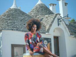 Alessandra KT la stilista sceglie la Puglia