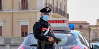 Sava: lite in famiglia, 47enne arrestato