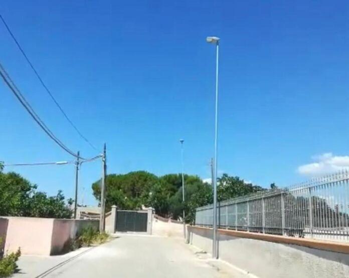 Melucci: pubblica illuminazione realizzati 1000 nuovi punti luce