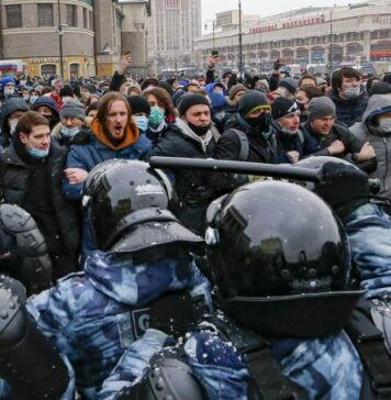 violenze in russia