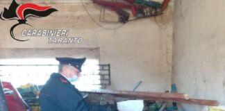 Castellaneta: un arresto per furto di energia elettrica