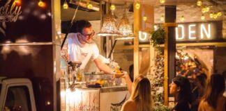 Appassionato della cucina fin da piccolo, Girolamo Piccione a Londra è denominato il re dello street food