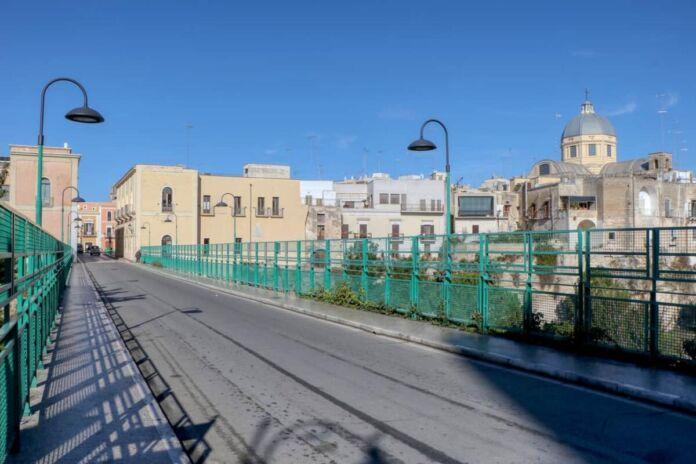Massafra ponte Garibaldi