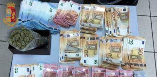 Taranto scovato market della droga Arrestato 24enne