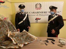 Palagiano: nascondeva droga nella cuccia, arrestato 28enne!