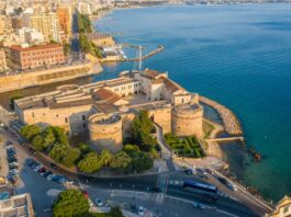 lonely planet Taranto