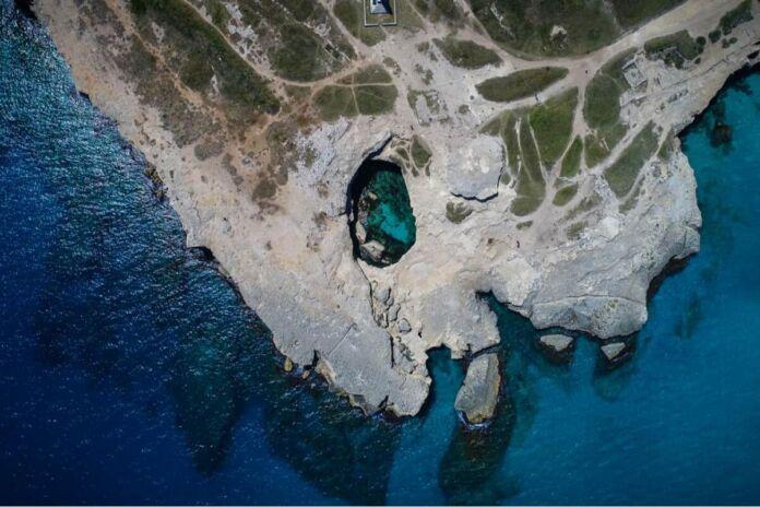 Mare della Puglia tra i tesori da scoprire