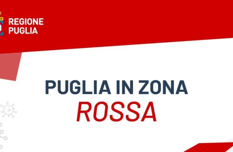 Puglia zona rossa rinforzata? Nuove misure in arrivo