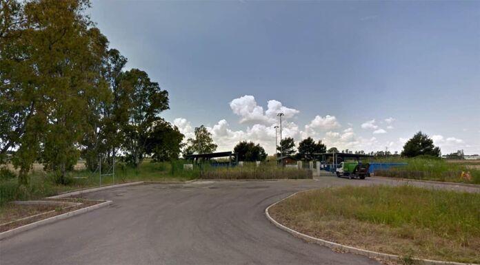 Castellaneta: inaugurato il nuovo Ecocentro per la raccolta rifiuti