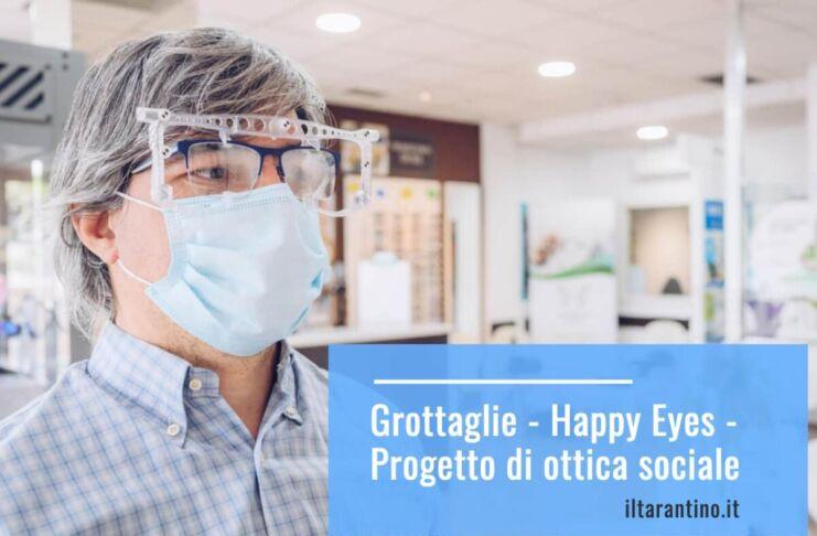 Grottaglie: convenzione Happy Eyes per famiglie in difficoltà