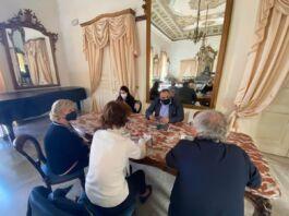 Taranto Poseidon e Melucci per promuovere la storia e la cultura
