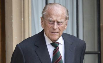 Principe Filippo si spegne all'età di 99 anni