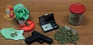 Spaccio di Marijuana a Grottaglie