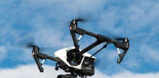 viabilità droni