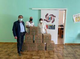 A Massafra la Coldiretti sostiene i bisognosi