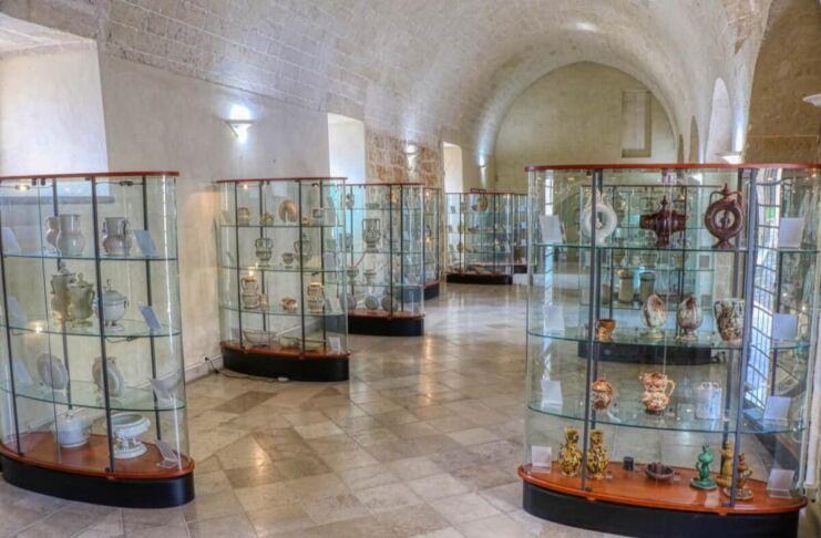 Museo della ceramica di Grottaglie
