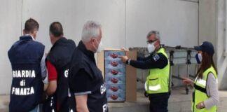 Porto di Taranto- sequestrati giocattoli contraffatti