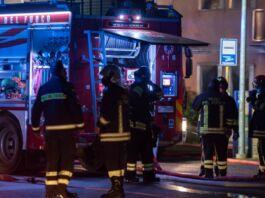 Taranto: incendio in un locale di San Vito