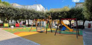Area giochi Laterza
