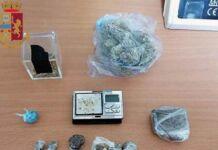 27enne arrestato per spaccio di hashish a Taranto