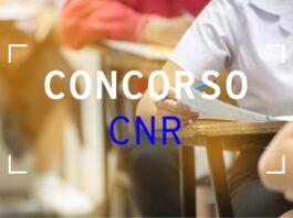 Concorso CNR