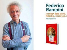 Federico Rampini dimostra come è possibile rinascere, ricostruire e ripartire da zero nello spettacolo I Cantieri della storia III Evento.