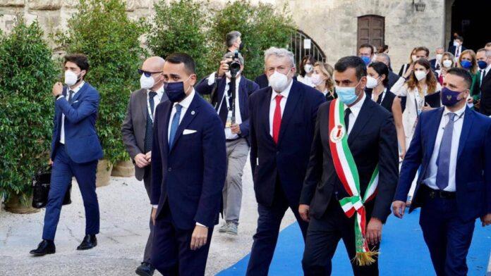 G20 e la quarta P, Emiliano ha dato il suo benvenuto ai delegati impegnati nel summit con un discorso
