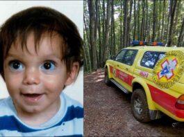 Nicola, il bimbo di 2 anni è stato ritrovato