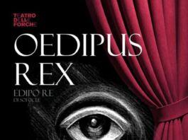 """spettacolo """"OEDIPUS REX - Edipo Re di Sofocle"""""""