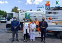 Taranto, Kyma Ambiente: iniziativa sociale