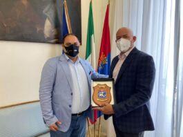 Taranto, Melucci: incontri diplomatici in occasione della SailGP