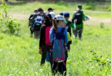 campi scuola in campagna