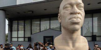 statua di george floyd