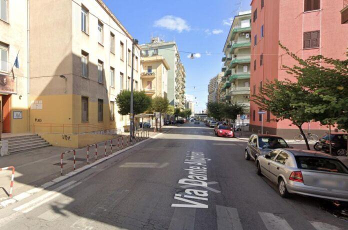 violenta aggressione in via dante a Taranto